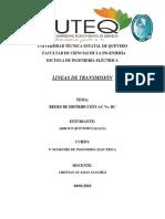 Paper Lineas de Transmision y Distribucion DC vs. AC