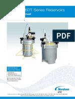 Nordson EFD 615DT 626DT Operating Manual