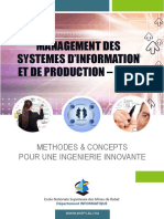 Management Des Systemes d Information Et de Production Msip