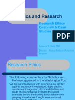 Dahl-presentation - ethics and research.ppt