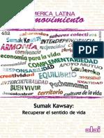 RAA-28 María Tortosa, Sumak Kawasay, Suma Qamaña, Buen Vivir