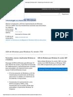 Descargar el ADK de Windows.pdf