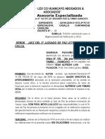 SOLICITO  DELIGENCIAMIENTO.doc