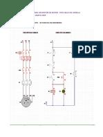 Arranque Directo Para Un Motor de Rotor Tipo Jaula de Ardilla Maximo de Potencia Hasta 10hp