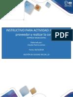 5. Registro - Formato Cotización