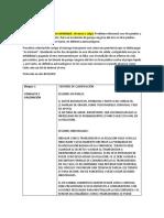 Infidelidad, Protocolo Campos