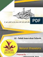 Natural Disasters Asfora