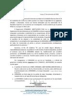 Comunicado oficial de Conmebol por Superfinal de Copa Libertadores entre River y Boca - Diario 26