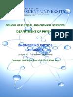 Physics Lab Manual2017 (New Regulation)