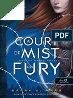 Sarah J. Maas - A  Court of Mist and Fury – Köd és harag udvara (Tüskék és rózsák udvara 2.).pdf