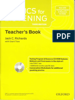Tactics Basic Teacher's Book