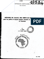 Hydrologie Afrique Ouest Centrale