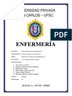 Trabajo Grupal Teorias y Modelos de Enfermeria
