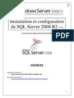 0298 Installation Configuration SQL Server 2008