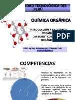 Semana 1.Introd q Organica - Carbono