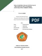 Ganang Febrian ME-D3 (CRANE 3)