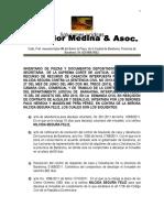 INVENTARIO DE PIEZAS Y DOCUMENTOS -paco CASACION.doc