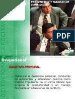 Prevencion y Manejo de Conflictos 2003.ppt