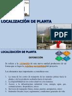 MII C02 Localización