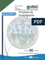 Proyecto Sobre Las Tecnologías de la Información y Comunicación
