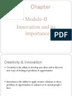 Foemodule 2innovation Idea Generation