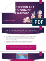 Introduccion a La Psicologia Del Desarrollo