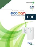 Catalog Ecodan 2017