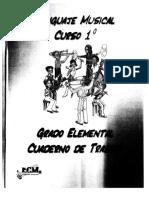 Libro Segundo Lenguaje Musical Raul Segura