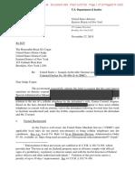 El Chapo Trial Motions for Sanctions Against Defense