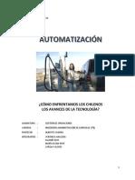 La Automatización en El Chile de Hoy