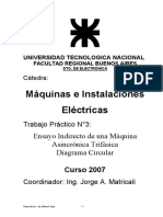 Máquinas e instalaciones eléctricas