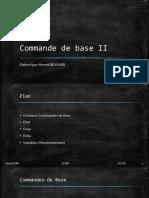 Linux Commandes de Base