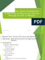 Turismo en Pakistán. PDF