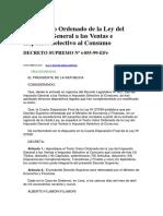 Ley del IGV