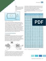 WEG Motores Eletricos Guia de Especificacao 50032749 Brochure Portuguese Dimensão Externa Motor