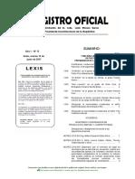 03 a.M. 67 Reforma Del Reglamento de Seg. Para Const. y Obr. 13 Jun 2017