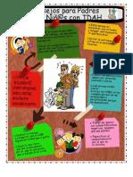 Consejo Para Pades TDAH