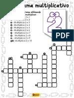 crusigrama de multiplicacion.pdf