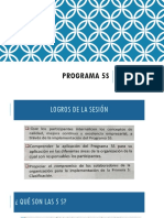 Programa 5s - Seiri