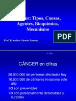 1 CANCER Generalidades