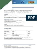Hardtop One Technical Data Sheet