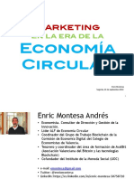 Marketing en La Era de La Econmía Circular