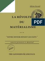 Arcand Adrien - La révolte du matérialisme.pdf