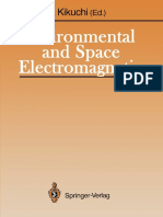 Environmental and Space Electromagnetics
