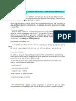 Concepto y Caracteristicas de Las Cuentas de Ingresos