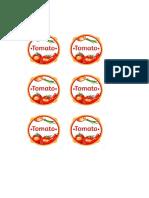 Etiqueta Tomates Express