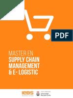 Master Logistica