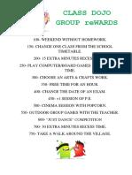 Class Dojo Group Rewards6