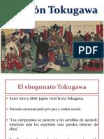 3. El Japón Tokugawa