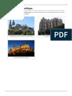 architecture gothique
